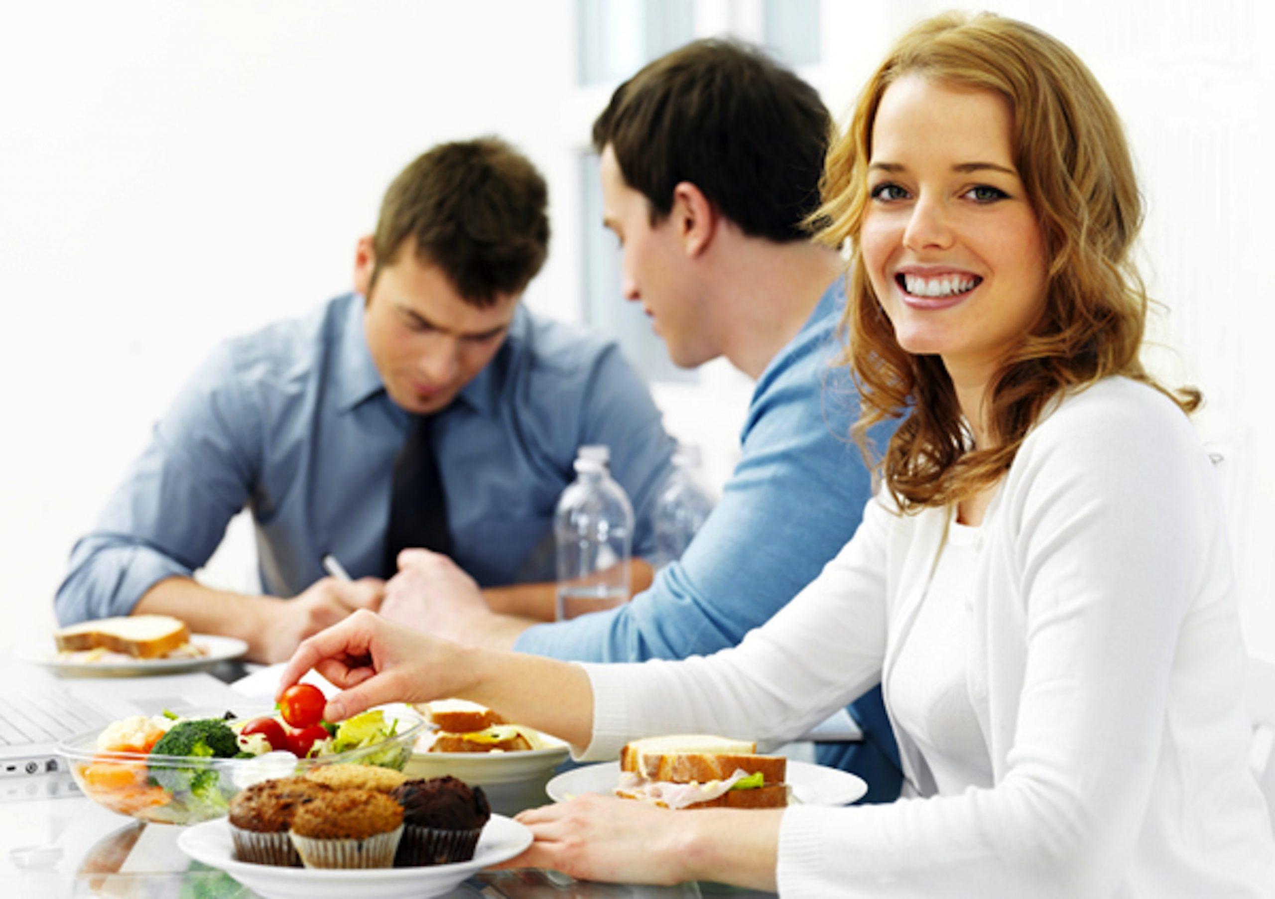 quale pranzo in ufficio è adatto a te