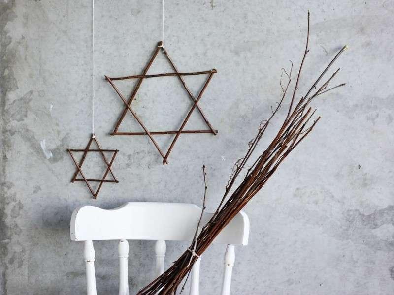 Stelle di Natale con il riciclo creativo: tante idee fai da te [FOTO]