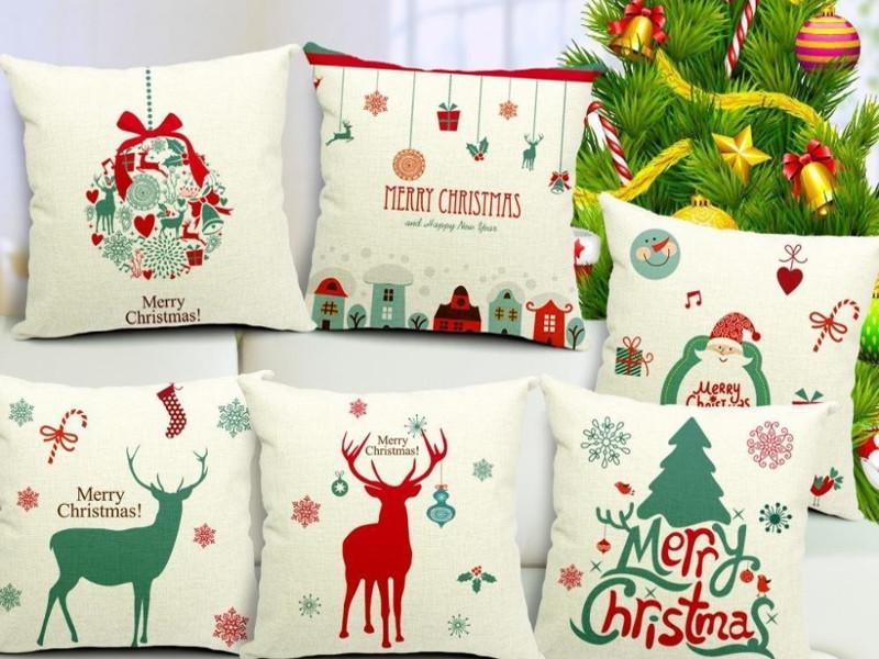 Quali cuscini natalizi preferisci?