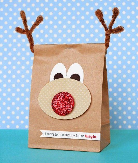 Il pacco regalo fai da te per bambini