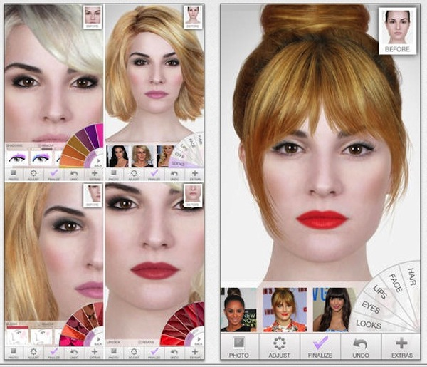 Make up di Modiface