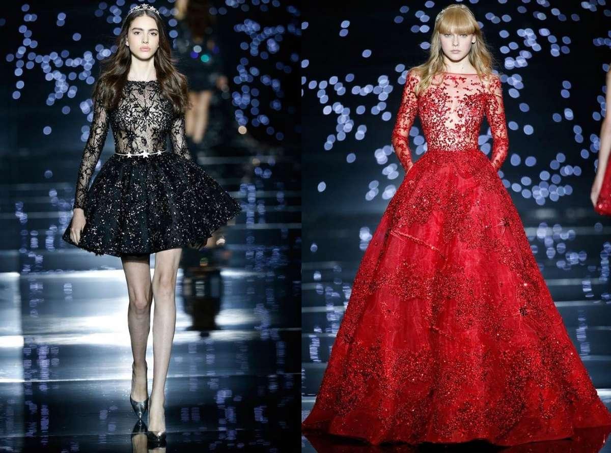 Vestiti Cerimonia Haute Couture.Abiti Da Cerimonia 2016 Zuhair Murad La Collezione Foto Pourfemme