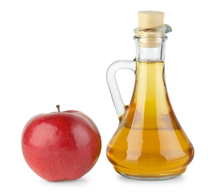 aceto di mele detox
