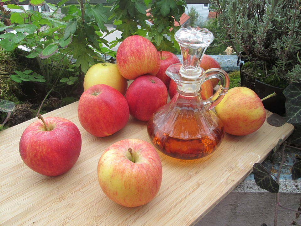 aceto di mele i benefici