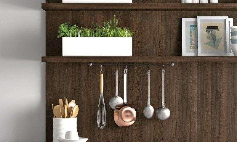Soluzioni salvaspazio per la cucina[FOTO]