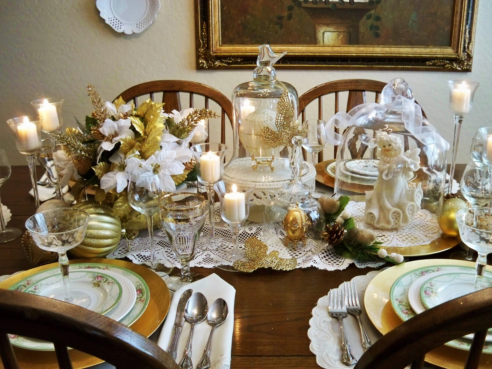 capodanno tavola natale
