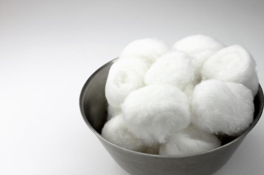 cotton balls diet