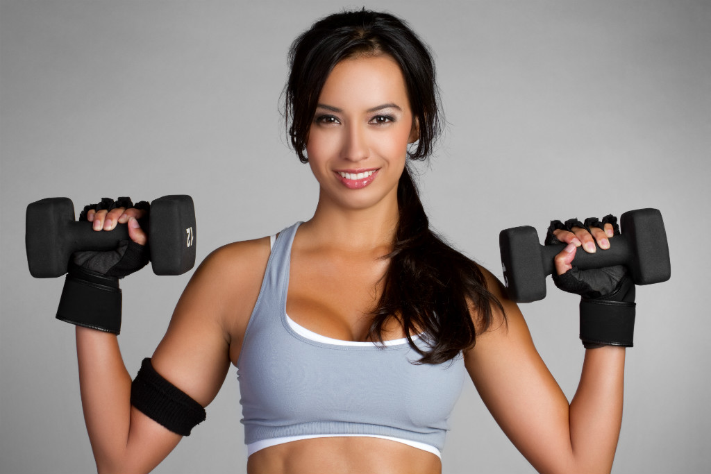 fitness donna feste