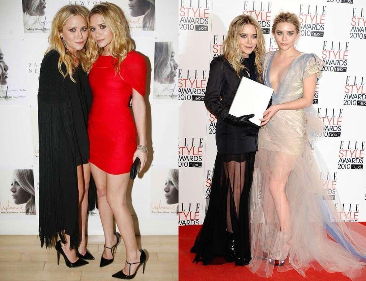 Copia il look delle gemelle Olsen: gli outfit più fashion delle attrici-stiliste [FOTO]