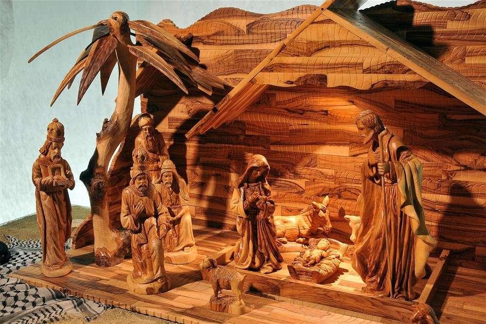 Come realizzare un presepe in legno: tante idee originali [FOTO]