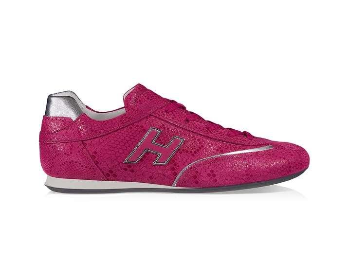 Sneakers in pelle Hogan