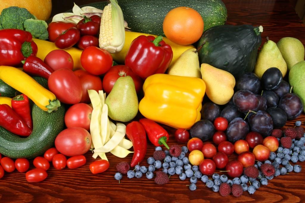 verdura frutta detox
