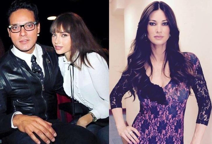 Gabriel Garko, la fidanzata Adua Del Vesco denuncia Manuela Arcuri per stalking foto news gossip