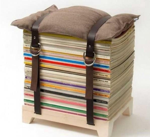Libri riutilizzati