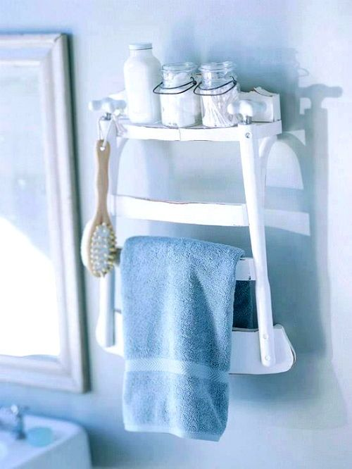 Mensola per il bagno