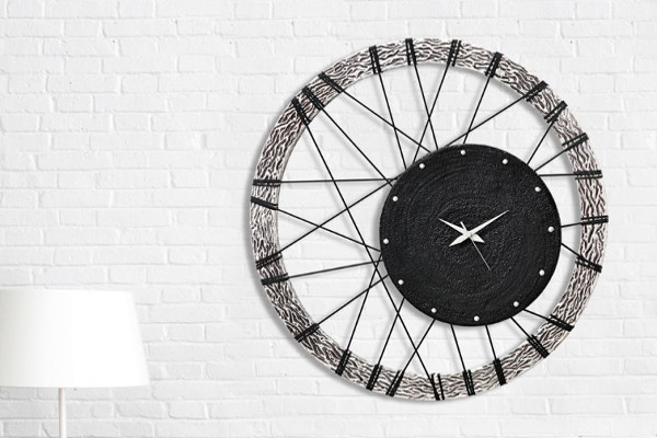 Orologio da parete living