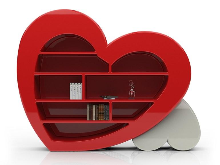 b_CUORE Bookcase ITALY DREAM DESIGN
