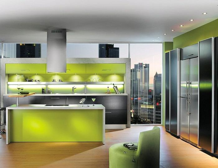 Quale colore per la cucina fa al caso tuo? [TEST] - Tempo Libero ...