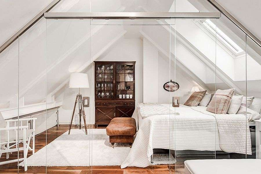 Come arredare la camera da letto in mansarda consigli e idee