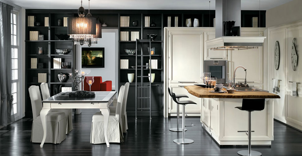 cucina living design1