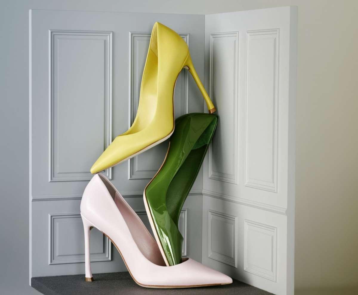 Dècolletès Dioressence di Christian Dior, il nuovo oggetto del desiderio [FOTO]