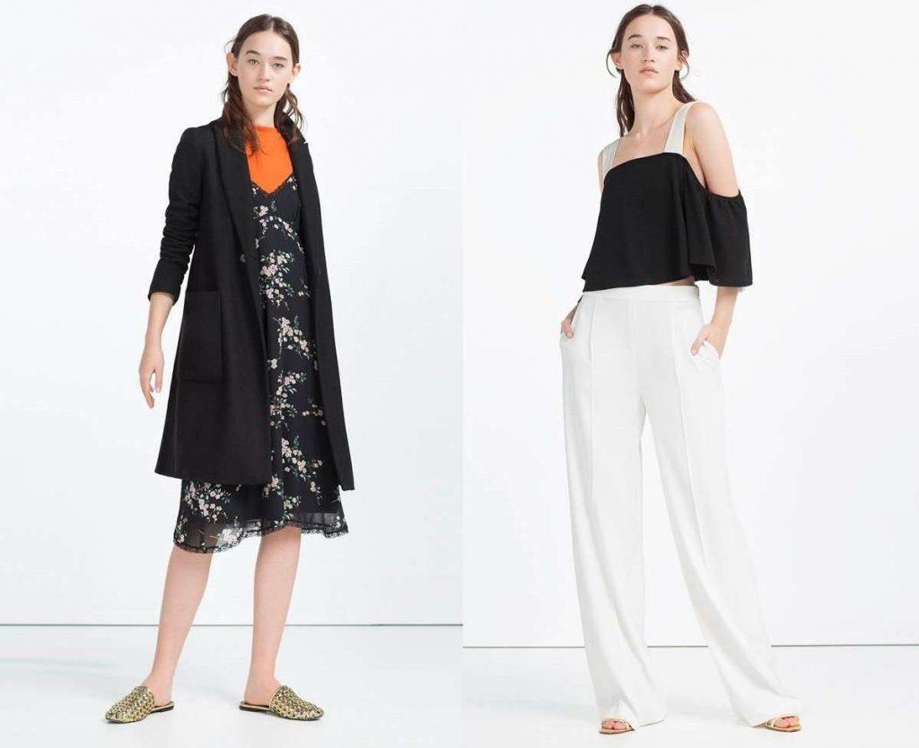 Zara, la collezione di abbigliamento PrimaveraEstate 2016