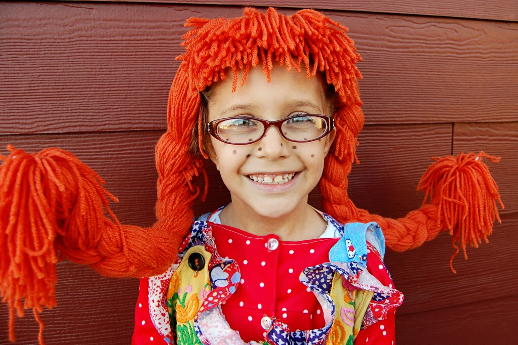 pippi calzelunghe costume