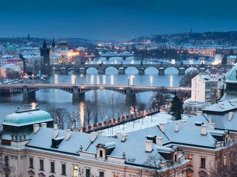 Le città più belle da visitare in inverno [FOTO]