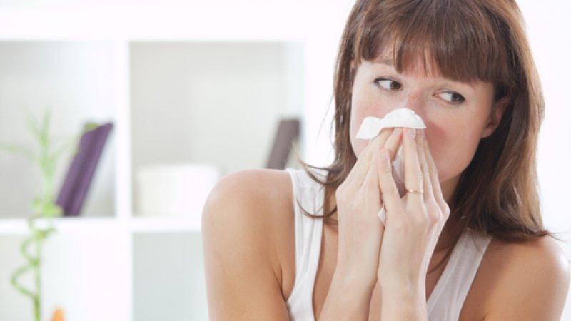 raffreddore gravidanza