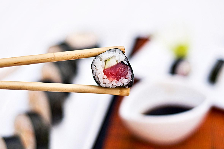 sushi soia