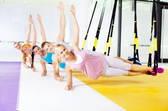 trx allenamento