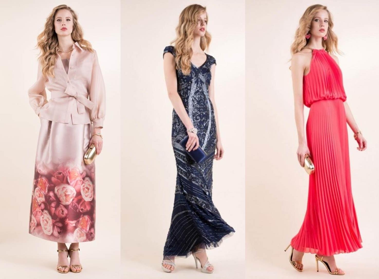 collezione Luisa la cerimonia Abiti FOTO da Spagnoli 2016 nuova 6tF1x