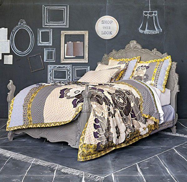 Cornici in camera da letto