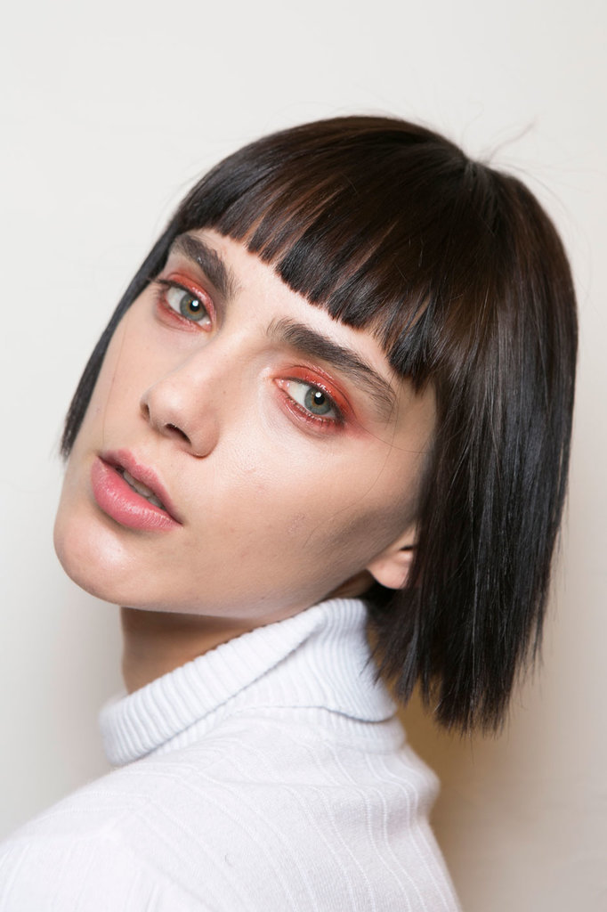 Make up occhi ruggine glossy Desigual