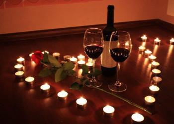 Bagno Romantico San Valentino : San valentino: 8 idee romantiche per la camera da letto pourfemme