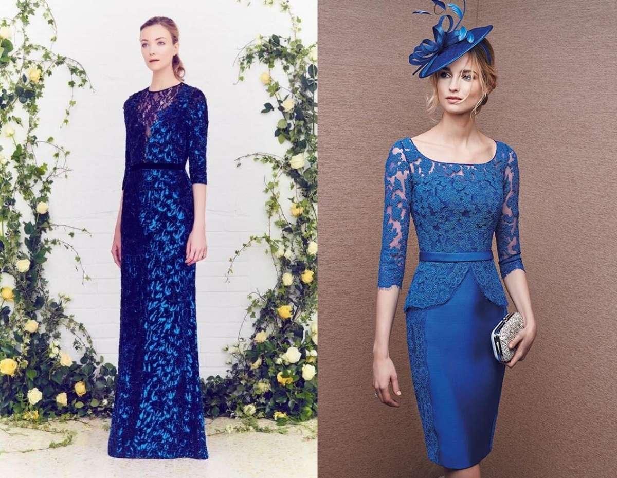 Abiti da cerimonia blu: le proposte più fashion [FOTO]