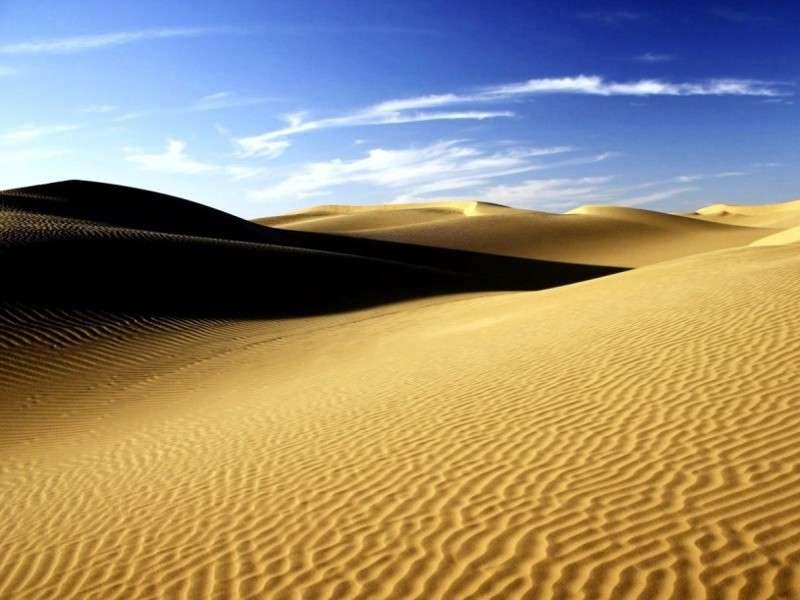 Deserto del Sahara