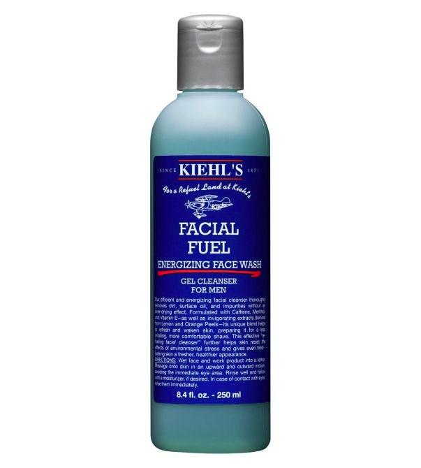 detergente energizzante Facial Fuel Kiehl's