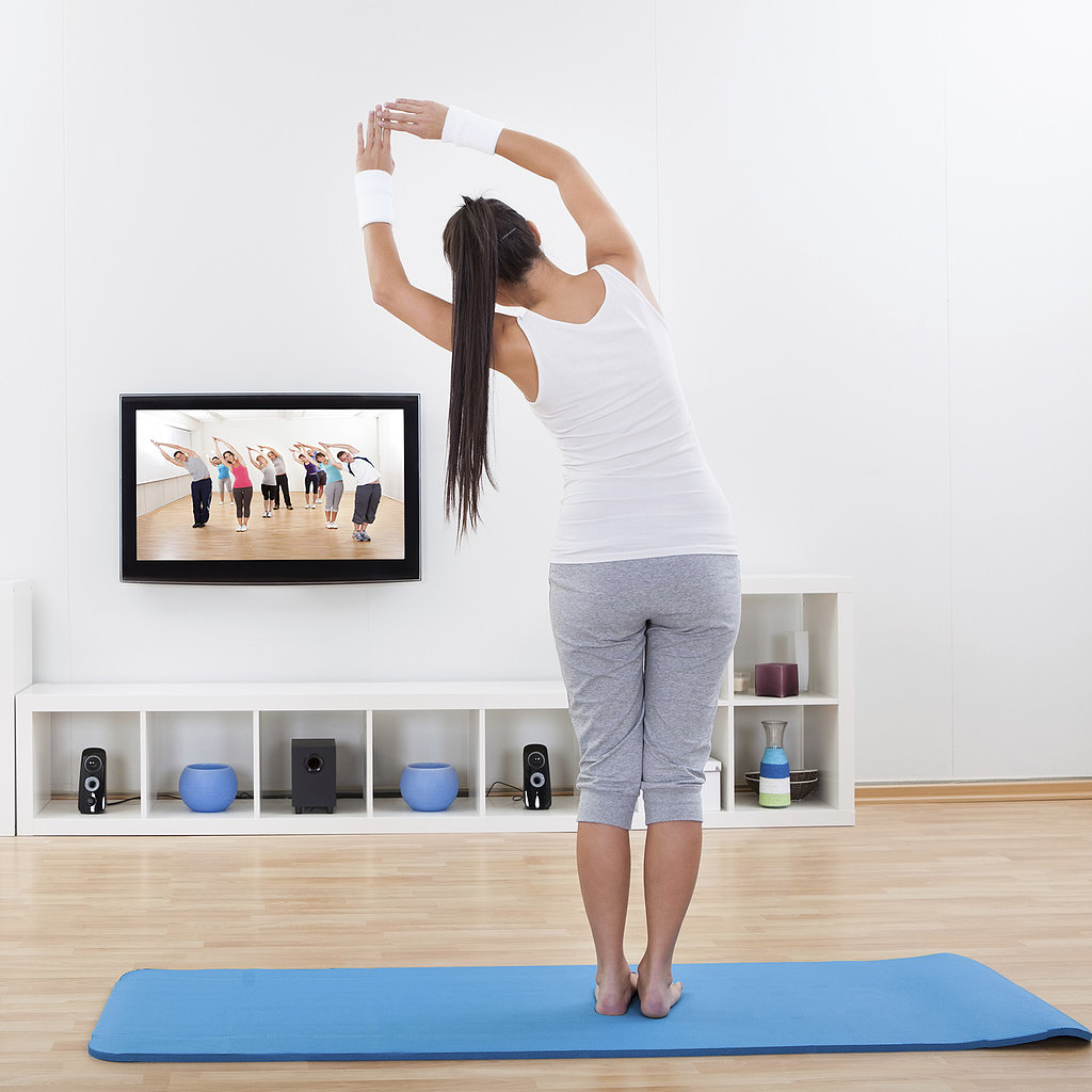 fitness video game