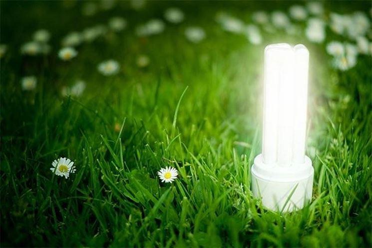 lampade risparmio energetico