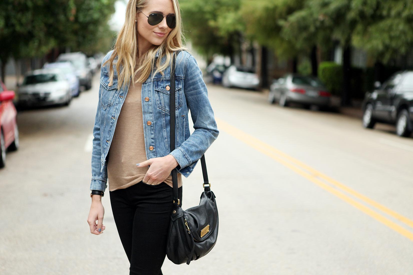 Sai abbinare la giacca di jeans ai tuoi look? [TEST]
