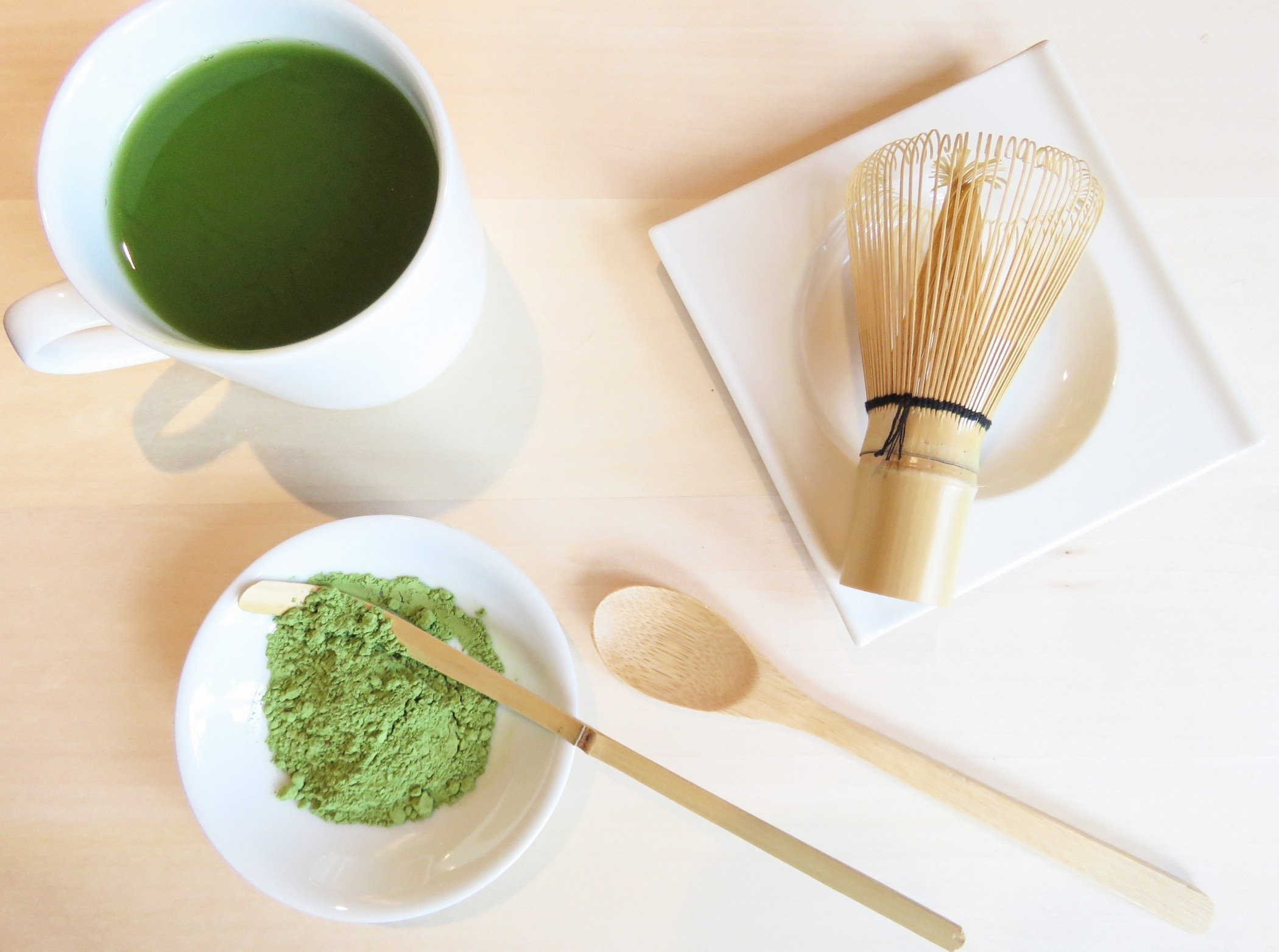 matcha the benefici