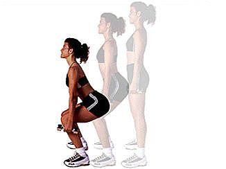 squat peso