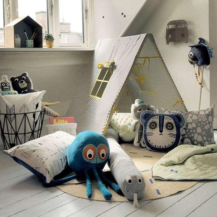 La stanza dei giochi per bambini: tante idee originali per arredarla [FOTO]