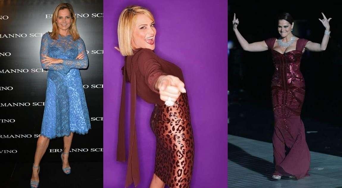 Simona Ventura, i look più fashion della presentatrice [FOTO]