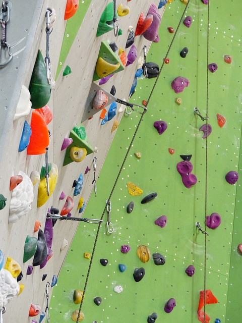parete climbing