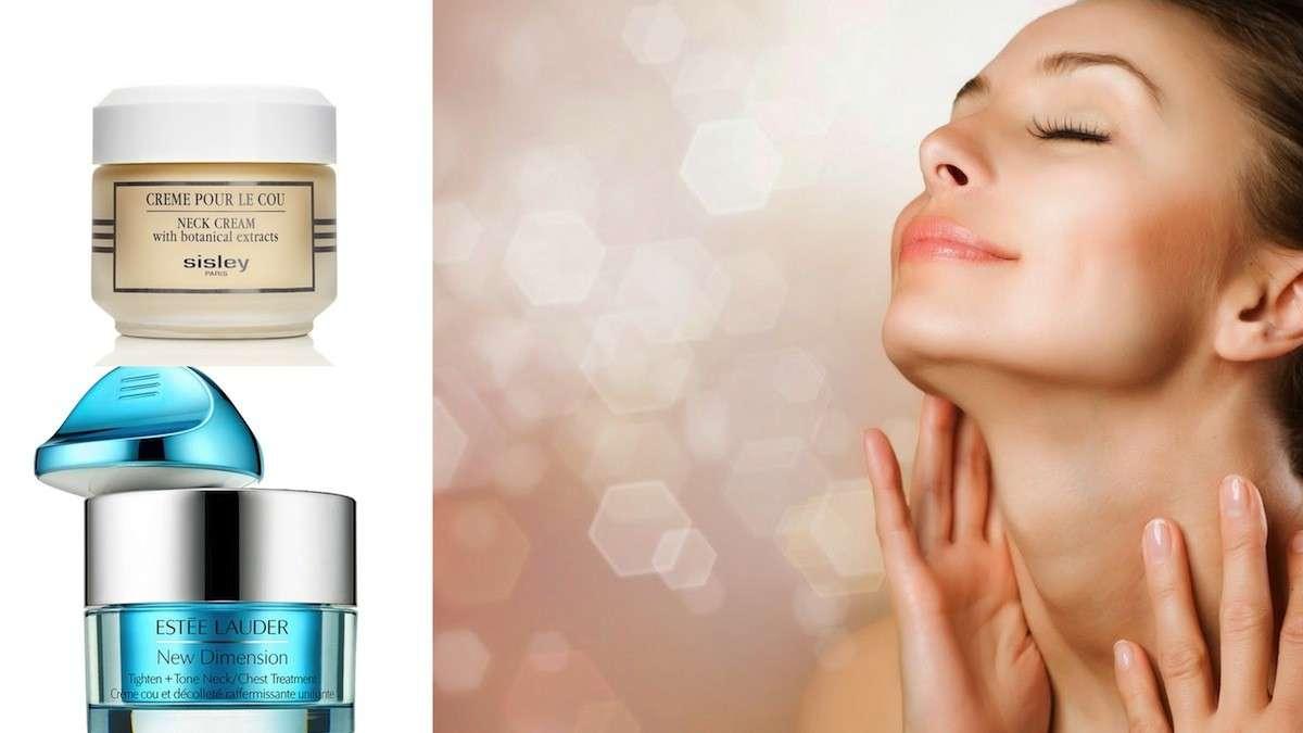 Cura del collo: tutti i prodotti cosmetici per preservarne la bellezza [FOTO]