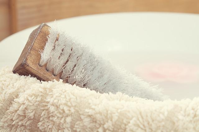 spazzola corpo