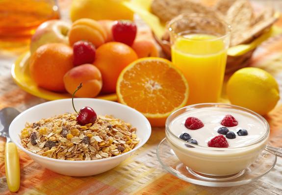 Fai la colazione