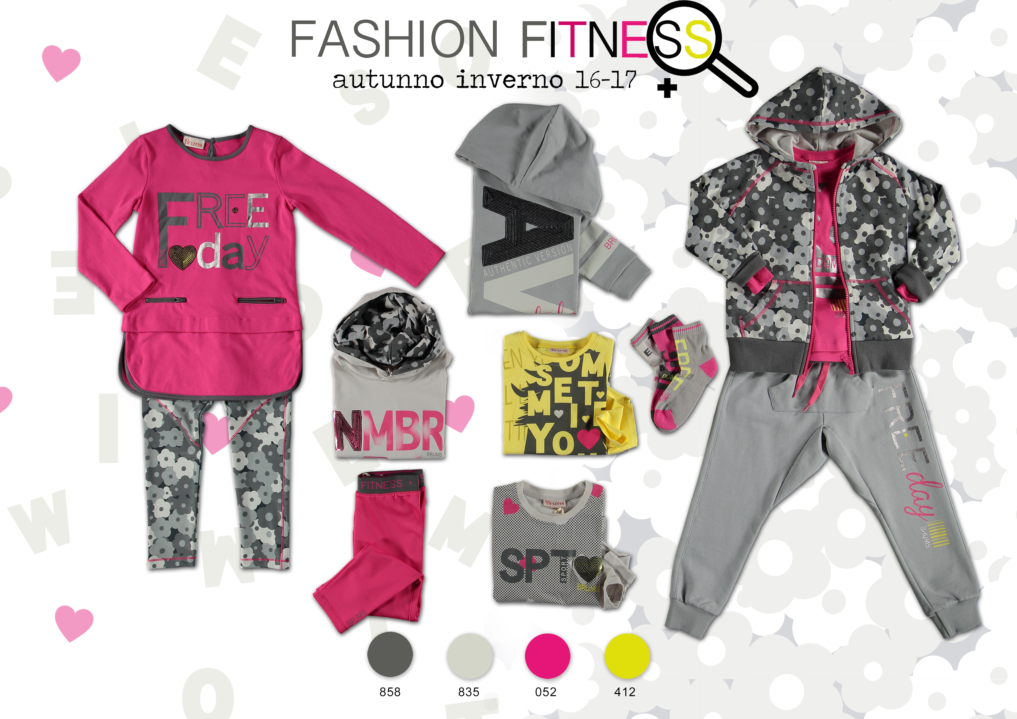 GIRL fashion fitness